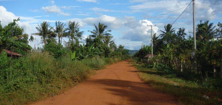 Droga w Kambodży