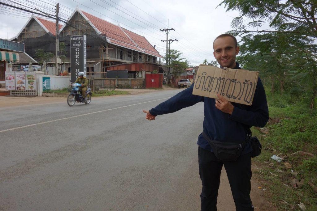autostop do Luang Namtha zawierchowadroga.pl