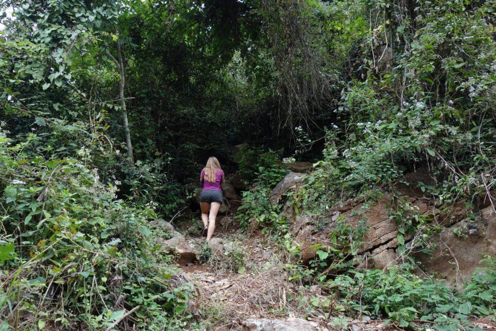 Szlak na Nang Nine punkt widokowy