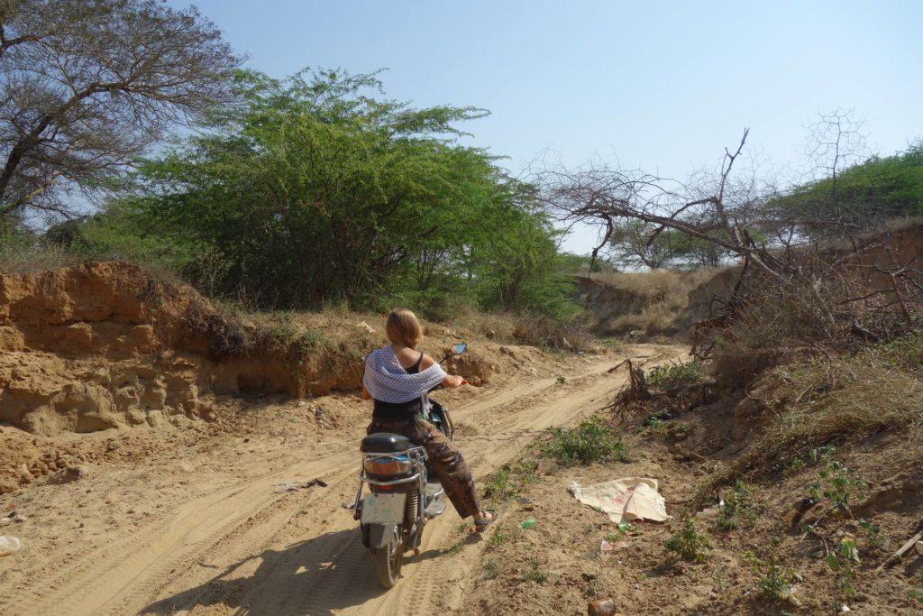 Od świątyni do światyni czyli Bagan na e-bike'u